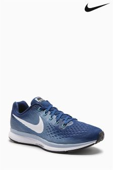 Nike Blue Air Zoom Pegasus 34