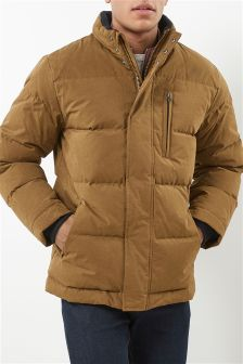 Premium Down Fill Padded Jacket