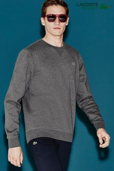 Lacoste® Sport Dark Grey Jumper