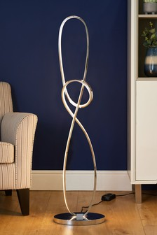 LED Sculptural Floor Lamp