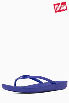 FitFlop™ Royal Blue Iqushion Ergonomic Flip Flop