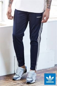 adidas Originals Legend Ink 3-Stripe Open Hem Jogger