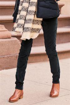 Cord Skinny Trousers