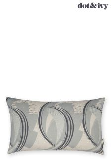 Dot and Ivy Deco Swirl Cushion