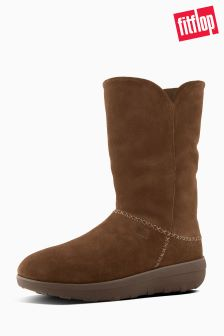 Fitflop™ Chestnut Supercush Mukluk Boots