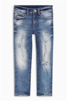 Five Pocket Skinny Jeans (3-16yrs)