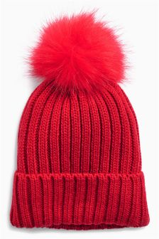 Pom Beanie (Older Girls)