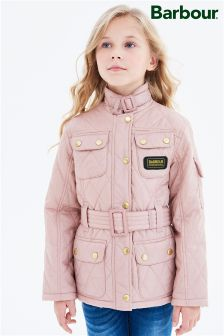 Barbour® Pink International Quilted Jacket