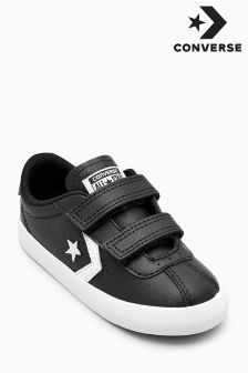 Converse Black Breakpoint Ox Velcro