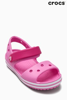 Crocs™ Candy Pink Crocband™ Sandal