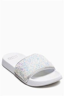 Glitter Sliders (Older Girls)