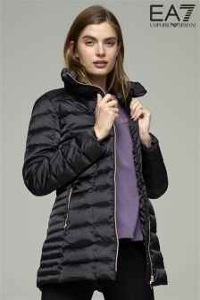 Emporio Armani EA7 Black Mountain Jacket