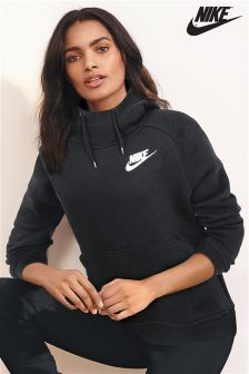 Nike Black Rally Hoody