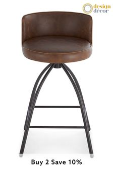 Ethan Bar Stool By Baker