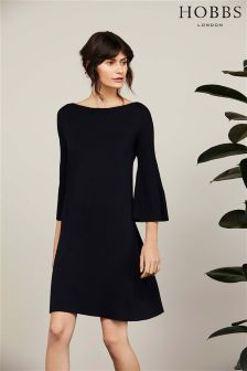 Hobbs Navy Betty Dress