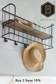 Giro Hanging Coat Rack By Be Pure