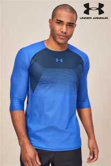 Under Armour Threadborne 3/4 Sleeved Tee