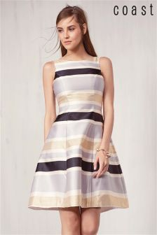 Coast Lucy Stripe Dress