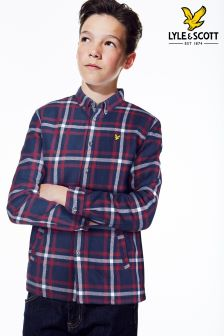 Lyle & Scott Padded Shirt