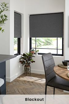 Textured Rib Roller Blind
