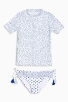 Sunsafe 2 Piece Swim Set (3-16yrs)