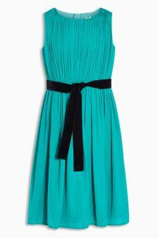 Pleated Dress (3-16yrs)