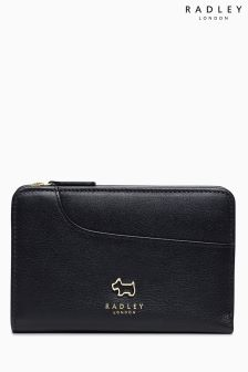 Radley Black Pockets Purse