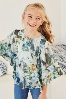 Printed Blouse (3-16yrs)