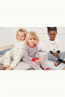 Circus Snuggle Pyjamas Three Pack (9mths-8yrs)