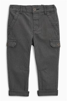 Smart Cargo Trousers (3mths-6yrs)
