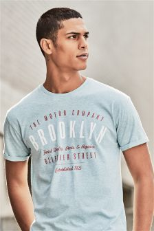 Brooklyn Graphic T-Shirt