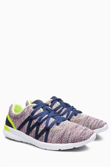 Knit Look Trainers