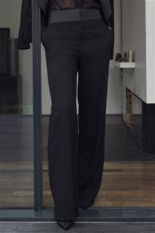 Tuxedo Slouch Trousers