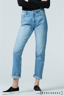 Warehouse Blue Authentic Cut Denim Jean