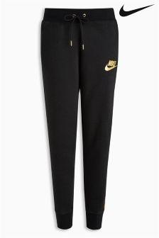 Nike Black Rally Pant