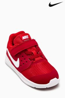 Nike Red Downshifter Velcro