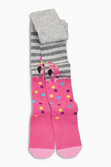 Flamingo Tights (3-16yrs)
