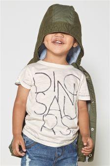 Dinosaur T-Shirt (3mths-6yrs)