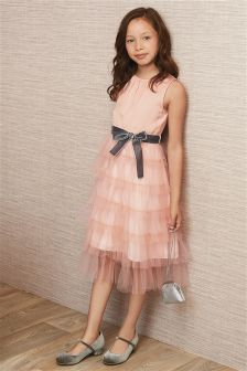 Tiered Party Dress (3-16yrs)