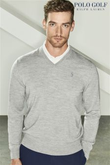 Ralph Lauren Golf V-Neck Sweater