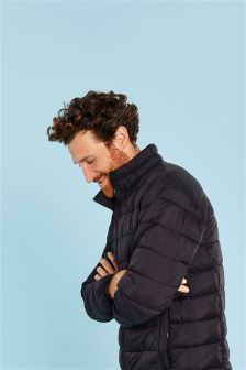 Joules Black Go To Jacket