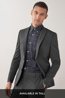Buy Men's suits Suits Grey Skinny from the Next UK online shop