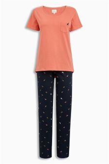 Stag Printed Pyjamas