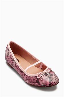 Charm Ballet Shoes (Older Girls)