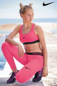 Nike Pro Pink Tight