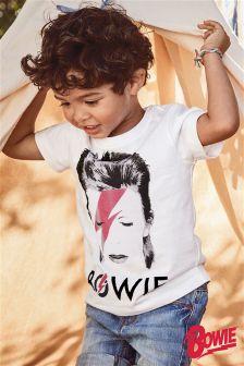 Short Sleeve Bowie T-Shirt (3mths-6yrs)