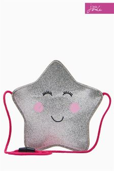 Joules Silver Star Party Bag