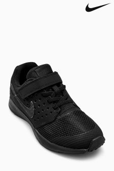 Nike Black Downshifter Velcro