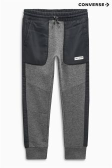 Converse Charcoal Panel Jogger