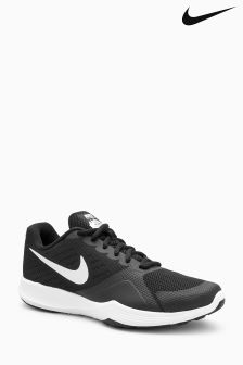 Nike Black/White City Trainer